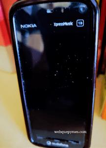 nokia 5800 antes de android